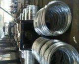 Fio de ligação galvanizado brilhante suave/de arame de ferro galvanizado
