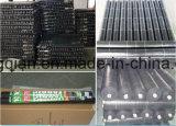 UV 저항 90GSM/100GSM 조경 직접 공장 가격을%s 가진 반대로 위드 방벽 또는 위드 직물
