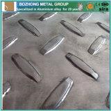 6061 Checkered Platten-und Blatt-Aluminiumgewicht