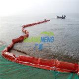 Crescimento da retenção do petróleo do PVC, boom do petróleo de borracha, cerca do petróleo da alga