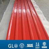 strato di alluminio ondulato Sierra Leone del tetto dello zinco del calibro spesso da 0.7 millimetri