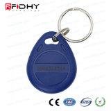 O melhor RFID impermeável de venda Keyfob com as microplaquetas da alta qualidade Lf/Hf