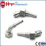 90 degrés d'Eaton de pipe d'ajustage de précision d'embout de durites hydraulique normal