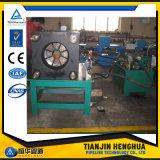 Da fábrica máquina de friso da mangueira hidráulica elétrica da venda diretamente para a venda
