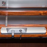 Kundenspezifisches eingebautes blindes Aluminiummarkisen-Fenster mit Glas AS/NZS2208