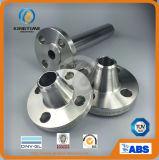 Bride de collet de soudure/soudure d'acier inoxydable d'A182 F316L Lwn longue (KT0260)