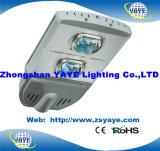 La luz de calle de la MAZORCA 100W LED del diseño de Yaye 18/la farola más nuevas de la MAZORCA 100W LED con 3/5 año de garantía