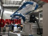 giacimento detritico concreto idraulico pieno mobile del rimorchio di 13m