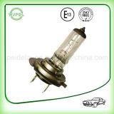 ampoule de lampe automatique d'halogène de regain du quartz H7 d'arc-en-ciel de 24V 100W