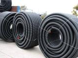 Le PEHD carbone tuyaux en spirale pour Telecom la protection de câble