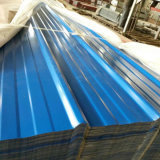 Fournisseur de matériaux de construction en acier de tôle en acier ondulé les tuiles de couverture