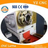 높은 안정성 CNC 도는 센터 기계로 가공 금속 Falt 침대 CNC 선반