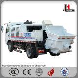 Macchina Camion-Montata costruzione automatica della pompa per calcestruzzo da vendere
