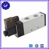 válvulas electromagnéticas del aire de aluminio de la carrocería 4V210-08 de la CA 220V