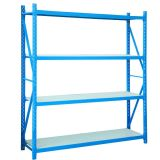 Light Duty Storage Shelf Stacking Warehouse Rack システム