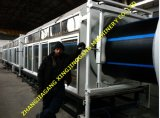 Les lignes de production /PPR de pipe de l'extrusion Line/PVC de pipe de la production Line/HDPE de pipe de la production Line/PVC de pipe de HDPE siffle la chaîne de production