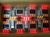 Fabricado na China Alumínio LED incorporado Solar prisioneiro de Estrada