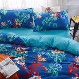 Ultra weich aufgetragene und gedruckte Microfiber Polyester-Bettwäsche-Bettwäsche