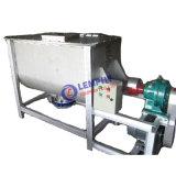 Liquidificador de fita horizontal para a mistura em pó