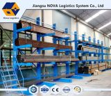 Cremalheira Cantilever do armazenamento resistente do ISO da logística da nova