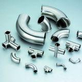 304 gomito dell'acciaio inossidabile del grado 12.7*1.2mm