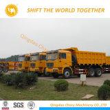 Shacman 6X4 camiones volquete Camión volquete