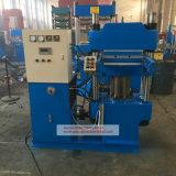 Dispositivo automático de rampa ajustável vulcanização da borracha Pressione a máquina