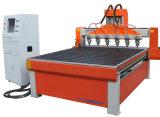 Машина маршрутизатора CNC хорошего качества с шпинделем водяного охлаждения 6