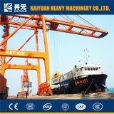 Quaysideの移動式船-に-海岸ISOの荷役を出荷する