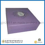 Boîte en carton rigide de papier pour l'empaquetage de gâteau de lune