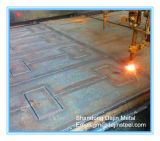 Стальной пластины износа среза Reistant стальную пластину Нм400 Н·м500