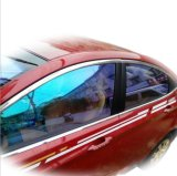 Pellicola metallica per la finestra anteriore dell'alta automobile di definizione che tinge, pellicola dell'animale domestico della finestra di automobile di polverizzazione