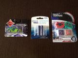 Toothbrush/bateria/máquina de embalagem estacionária do cartão da bolha (QB-500)
