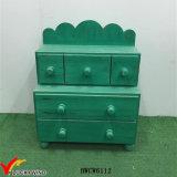 يد دهانة اللون الأخضر أرضية فريد خزانة حقيقيّ خشبيّة