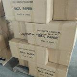 L'isolation thermique en fibre de céramique papier fabriqué en Chine