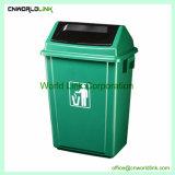 Autre couleur PP l'éco- Couvercle du bac d'accueil sympathique Swing, intérieur Indoor la Corbeille, Poubelle, conteneur de déchets