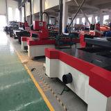 Machine de découpage d'acier et de tube de fibre d'installation de fabrication en métal