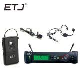 UHFのマイクロフォンの無線Slx14クリップMic Beltpack 800-820MHz