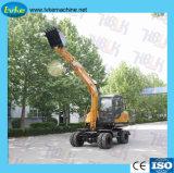 Chinese-Fertigung 6.5tons kleine Exkavator-Teile für Verkauf