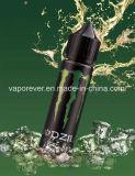 Monster-Energie-Getränk-Vielzahl von Aromen, elektronische Flüssigkeit des Großhandelspreis-flüssige Nachfüllungs-kundenspezifische Kennsatz-10ml der Zigaretten-E mit Soem-Service