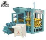 機械を作る煉瓦機械トラのペーバーのブロックを形作るQt4-16敷石