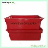 Стек и пищевой категории Nestable пластиковый контейнер для фруктов