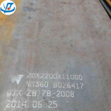 Ar360 Ar400 Ar450 Ar500 Ar550 착용하 저항 강철 플레이트