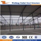 Construction modulaire de bâti en acier de coût bas de la construction de structure métallique