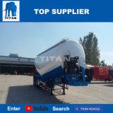 판매를 위한 35 입방 미터 수용량의 대륙간 탄도탄 3 차축 시멘트 부피 트레일러