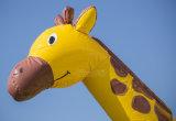 Dia Combo CB3004 van het Kasteel van de Uitsmijter van de giraf de Opblaasbare