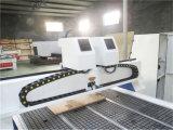 Os Fusos duplo Router CNC máquina de fazer do mobiliário de madeira