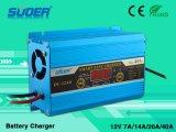 Cargador del cargador de batería de Suoer 40A 12V con la función del comienzo del salto (DC-1240)