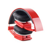 Microphoneの騒音Cancellingのオリジナル3.5mm USB V8100 Foldable Wireless Bluetooth V4.0 Stereo Headphone