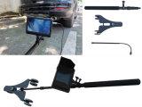 "2m flexibler Pole 7 "" der Monitor 64GB 1080P verdoppeln Digital-Dienstinspektion-Kamera mit DVR Funktion, unter Fahrzeug-Inspektion-Digitalkamera"